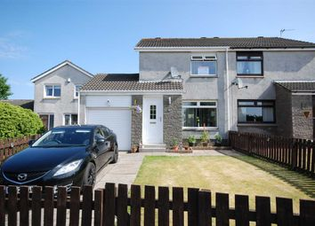 Thumbnail 2 bed semi-detached house for sale in Hillpark Rise, Kilwinning