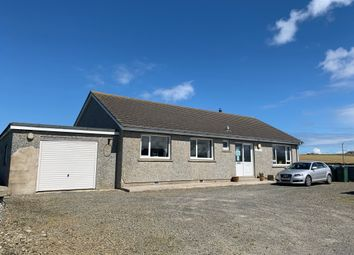 Thumbnail 3 bed bungalow for sale in Sandkrumma, Birsay