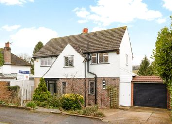 Thumbnail 3 bed detached house for sale in Downs Road, Coulsdon, Surrey