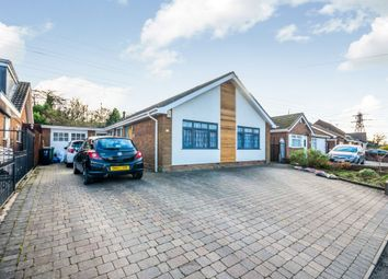 Thumbnail 3 bed detached bungalow for sale in Abbotsford Drive, Dudley