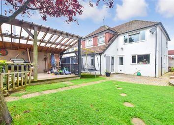 Thumbnail 4 bed semi-detached house for sale in The Kiln, Burgess Hill, West Sussex