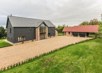 Thumbnail 5 bed detached house for sale in Abbey Lane, Swaffham Bulbeck, Cambridge