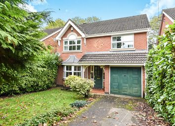 Thumbnail 4 bed detached house for sale in Forshaw Close, Ashbourne