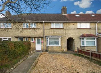 Thumbnail 3 bed terraced house for sale in Coldhams Grove, Cambridge
