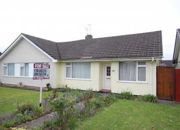Thumbnail 2 bed semi-detached bungalow for sale in Walnut Drive, Bridgwater