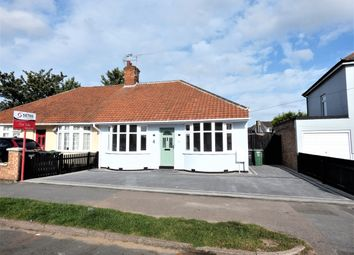 Thumbnail 2 bed semi-detached bungalow for sale in Wanlip Avenue, Birstall, Leicester