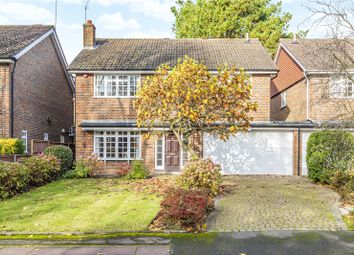 Thumbnail 4 bed detached house for sale in Royston Grove, Pinner, Middlesex