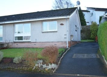 Thumbnail 2 bed semi-detached bungalow to rent in Forthview Gardens, Brightons, Falkirk