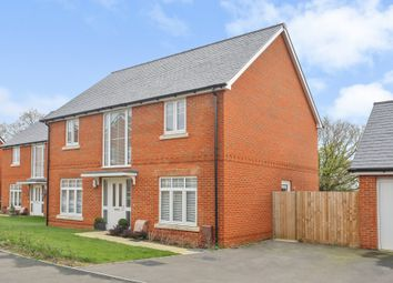Thumbnail 4 bed detached house for sale in Sandy Hill Close, Waltham Chase, Southampton