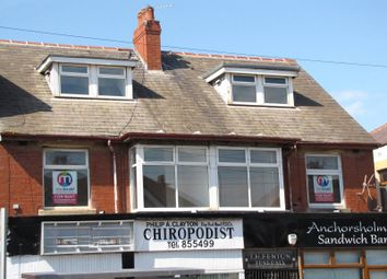 Thumbnail 2 bed flat to rent in Anchorsholme Lane East, Thornton-Cleveleys, Lancashire