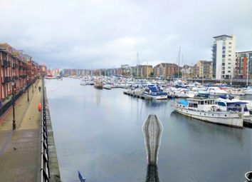 Thumbnail 2 bed flat to rent in 26 Arethusa Quay, Marina, Swansea.