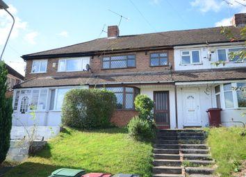 Thumbnail 3 bedroom terraced house to rent in Thirlmere Avenue, Tilehurst, Reading