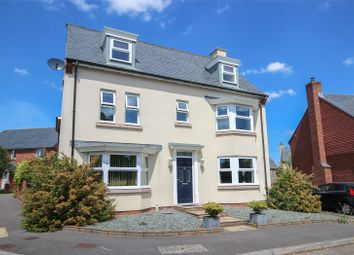 Thumbnail 5 bed detached house for sale in Magnolia Gardens, Almondsbury, Bristol