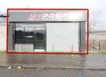 Thumbnail Commercial property for sale in 170, Bardowie Street, Hot Food Take-Away, Springburn, Glasgow G225Aa
