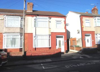 Thumbnail 3 bed semi-detached house for sale in College Drive, Bebington, Wirral