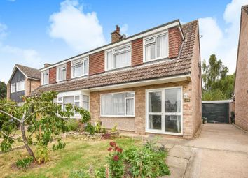 Thumbnail 3 bed semi-detached house for sale in Baker Road, Abingdon