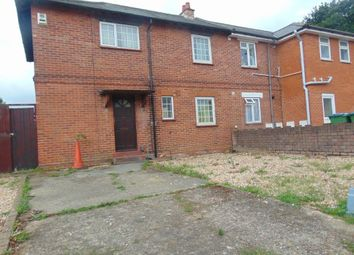 Thumbnail 4 bed semi-detached house to rent in Mayfield Road, Southampton
