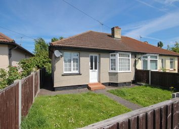 Thumbnail 2 bed semi-detached bungalow for sale in New Century Road, Laindon, Basildon