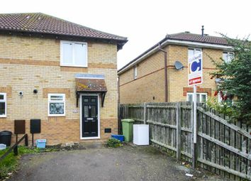 Thumbnail 2 bedroom semi-detached house to rent in Lindisfarne Drive, Monkston, Milton Keynes