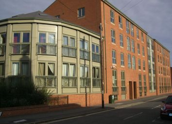 Thumbnail 2 bed flat to rent in Brook House, Brook Street, Derby