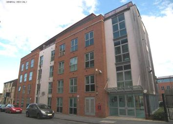 Thumbnail 2 bed flat for sale in Portland Square, Nottingham