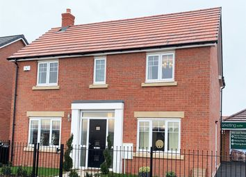 """Thumbnail 4 bed detached house for sale in """"The Himbleton """" at Lionheart Avenue, Bishops Tachbrook, Leamington Spa"""