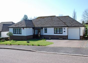 Thumbnail 2 bed detached bungalow for sale in Coombe Hayes, Sidford, Sidmouth