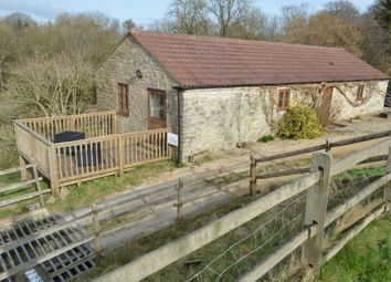 Thumbnail 2 bedroom barn conversion to rent in Charlton Farm, Radstock