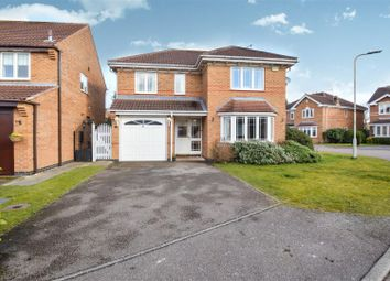 Thumbnail 4 bed detached house for sale in Partridge Close, Mountsorrel, Loughborough