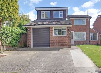 Thumbnail 4 bed detached house to rent in Royston Close, Crawley