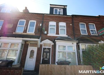 Thumbnail 6 bed terraced house to rent in Exeter Road, Selly Oak