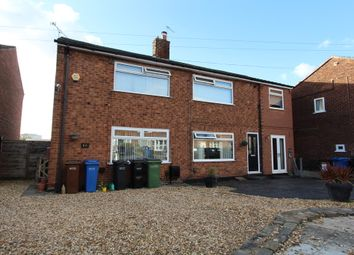 Thumbnail 2 bedroom semi-detached house for sale in Brookfield Close, Offerton, Stockport