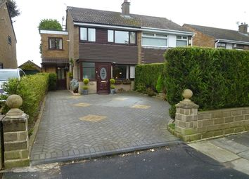 Thumbnail 3 bed semi-detached house for sale in Arnold Drive, Middleton, Manchester