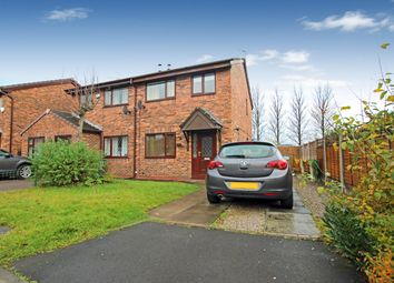 Thumbnail 3 bed semi-detached house for sale in Quakerfields, Darwen