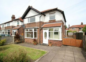 Thumbnail 3 bed detached house for sale in Marbury Drive, Timperley, Altrincham