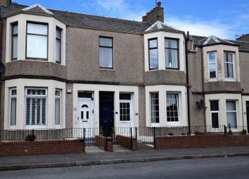 Thumbnail 2 bed flat for sale in Moorpark Road West, Stevenston