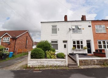 Thumbnail 3 bed end terrace house for sale in Vicars Hall Lane, Worsley, Manchester