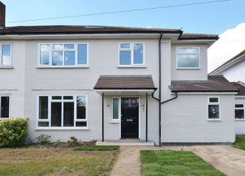 Thumbnail 5 bed semi-detached house for sale in Bowness Crescent, Kingston Vale