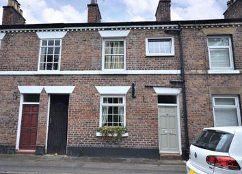 Thumbnail 3 bed terraced house for sale in Brook Lane, Alderley Edge