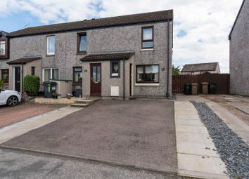 Thumbnail 2 bedroom end terrace house for sale in Lee Crescent North, Bridge Of Don, Aberdeen