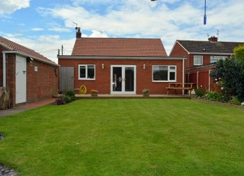 Thumbnail 3 bed detached bungalow for sale in Old Village Street, Gunness, Scunthorpe