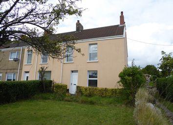 Thumbnail 4 bedroom end terrace house for sale in Seaview Terrace, Bonymaen, Swansea
