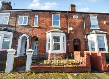 Thumbnail 4 bed terraced house for sale in James Street, Rotherham