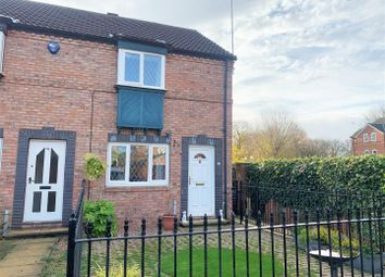 Thumbnail 2 bed town house for sale in Scaife Gardens, York