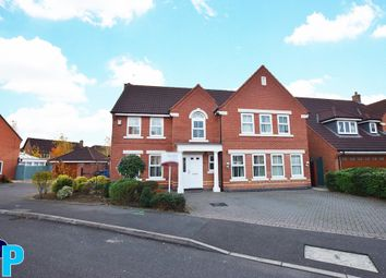 Thumbnail 5 bedroom detached house to rent in Nettleton Close, Littleover, Derby
