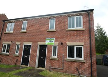 Thumbnail 3 bed semi-detached house for sale in Stonecross Close, Accrington, Lancashire