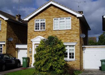 Thumbnail 3 bed detached house to rent in The Orchard, Wickford, Essex