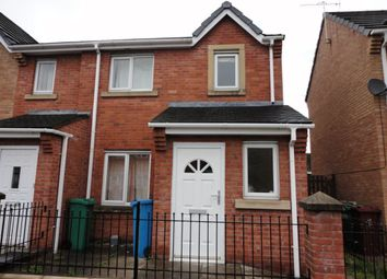 Thumbnail 3 bed property to rent in Dunham Street, Hulme, Manchester