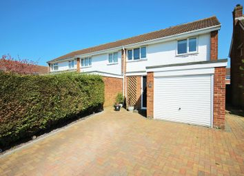 Thumbnail 3 bed end terrace house for sale in Ridley Close, Holbury, Southampton