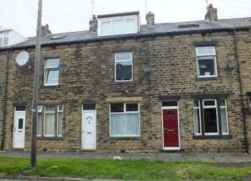 Thumbnail 3 bed terraced house to rent in Oakroyd Mount, Stanningley, Leeds